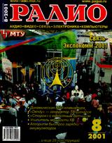 Радио №8 2001