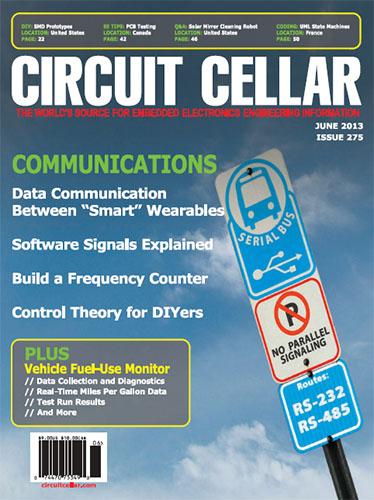 Circuit Cellar №6 (275),2013