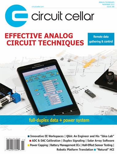 Circuit Cellar №11 (280) 2013