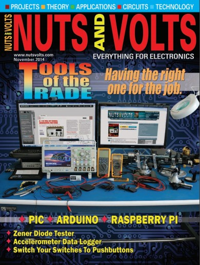 Nuts and Volts №11 2014