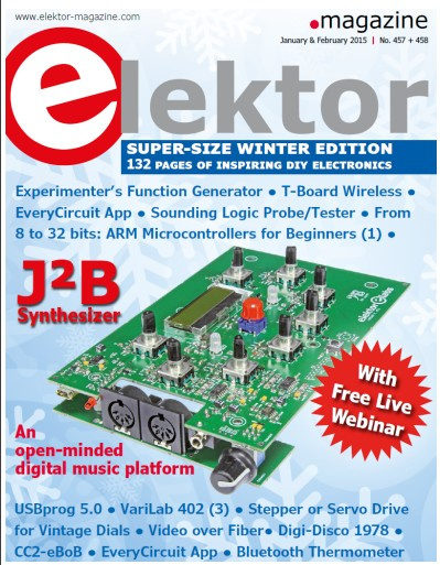 Elektor Electronics №1-2 2015 USA