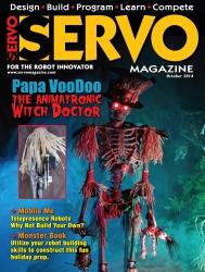 Servo Magazine №10 2014