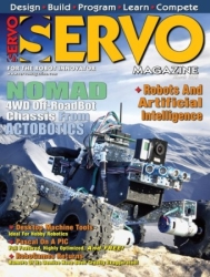 Servo Magazine №3 2015