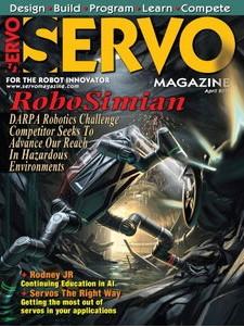 Servo Magazine №5 2015