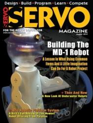 Servo Magazine №8 2014