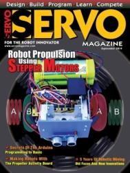 Servo Magazine №9 2014