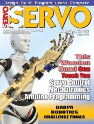 Servo Magazine №8 2015