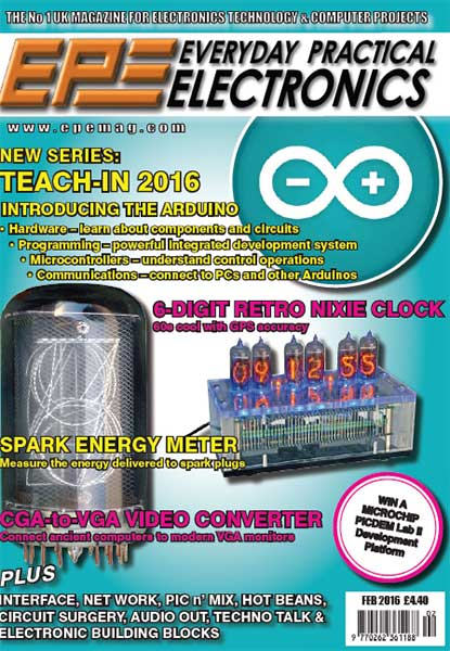 Everyday Practical Electronics №2 2016