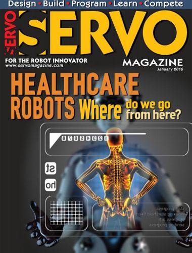 Servo Magazine №1 2016