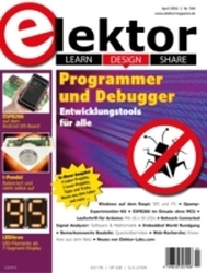 Elektor Electronics №4 2016 Germany