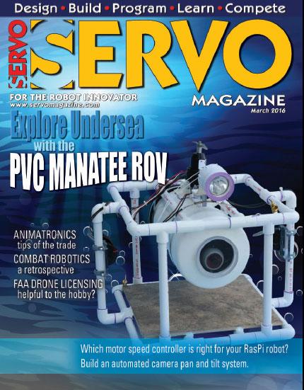 Servo Magazine №3 2016