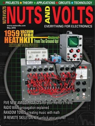Nuts and Volts №5 2016