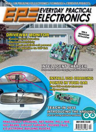 Everyday Practical Electronics №7 2016