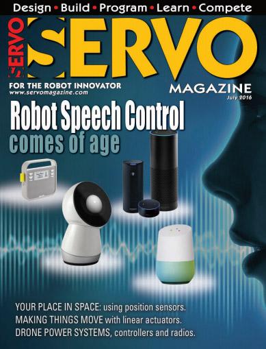 Servo Magazine №7 2016