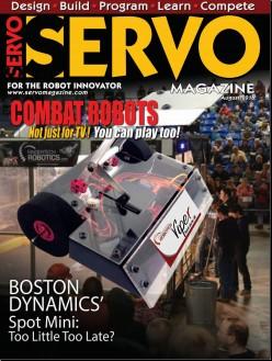 Servo Magazine №8 2016