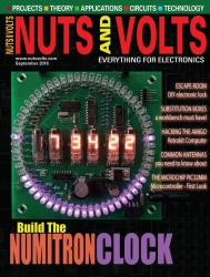 Nuts and Volts №9 2016