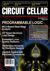 Circuit Cellar №257 2011