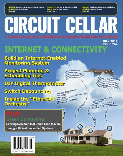 Circuit Cellar №264,2012