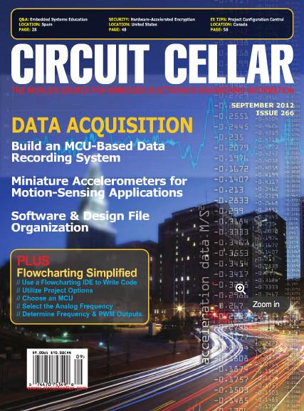 Circuit Cellar №266,2012