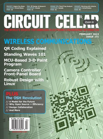 Circuit Cellar №271,2013