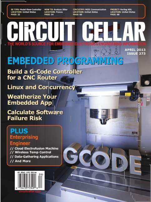 Circuit Cellar №273,2013