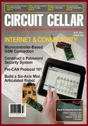 Circuit Cellar №7 (252) 2011