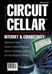 Circuit Cellar №7 2007