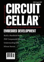 Circuit Cellar №8 2007