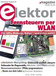 Elektor №6 2013