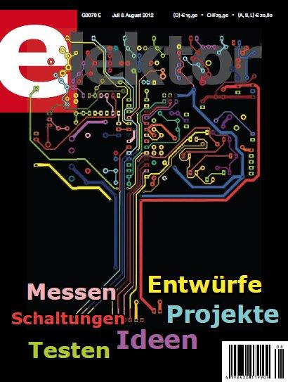 Elektor №7-8 2012 (German)