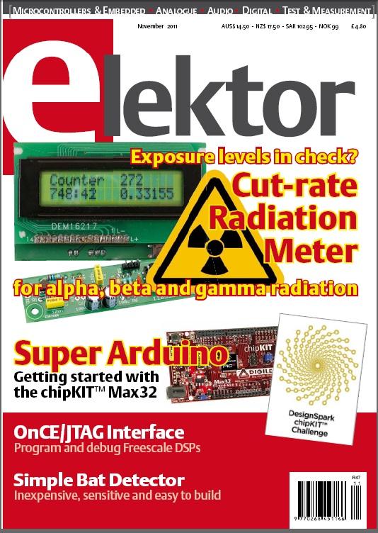 Elektor Electronics №11 2011