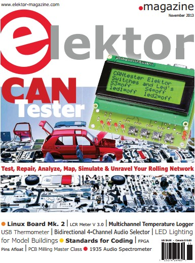 Elektor Electronics №11 2013
