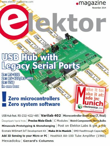 Elektor Electronics №11 2014