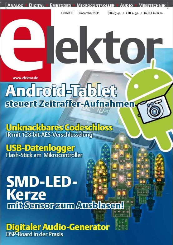 Elektor Electronics №12 2011