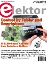 Elektor Electronics №6 2014