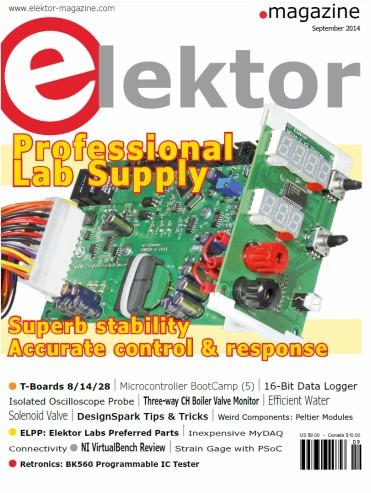 Elektor Electronics №9 2014