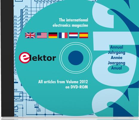 Elektor Magazine - DVD 2012