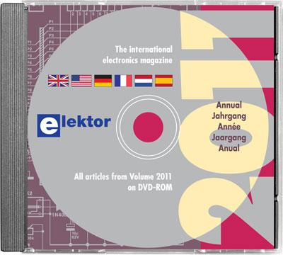 Elektor Magazine 2011, DVD