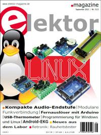 Elektor Magazine №9 2013 (Ger)