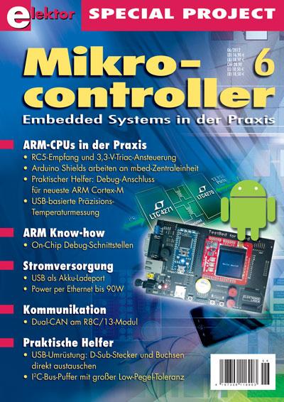 elektor Mikrocontroller-Special 6 2012