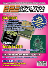 Everyday Practical Electronics №11 2010