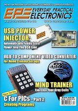 Everyday Practical Electronics №12 2006