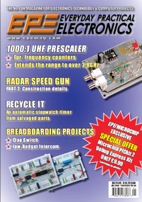 Everyday Practical Electronics №1 2009