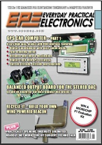 Everyday Practical Electronics №1 2012