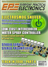 Everyday Practical Electronics №2 2008