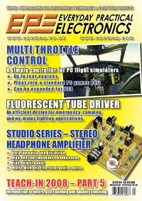 Everyday Practical Electronics №3 2008