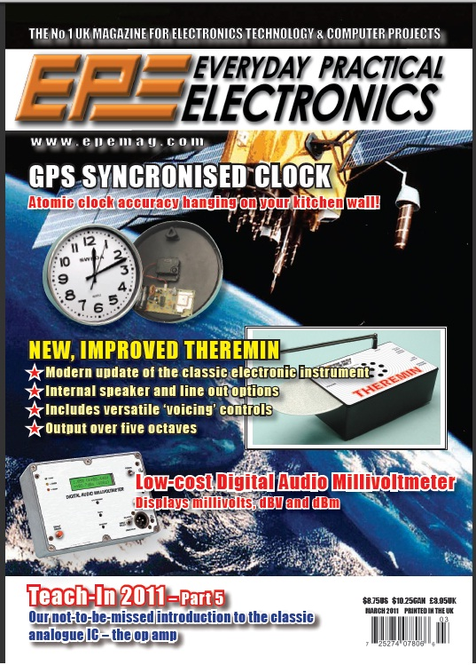 Everyday Practical Electronics №3 2011