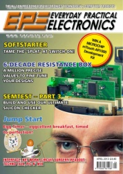 Everyday Practical Electronics №4 2013