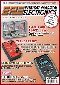 Everyday Practical Electronics №5 2011