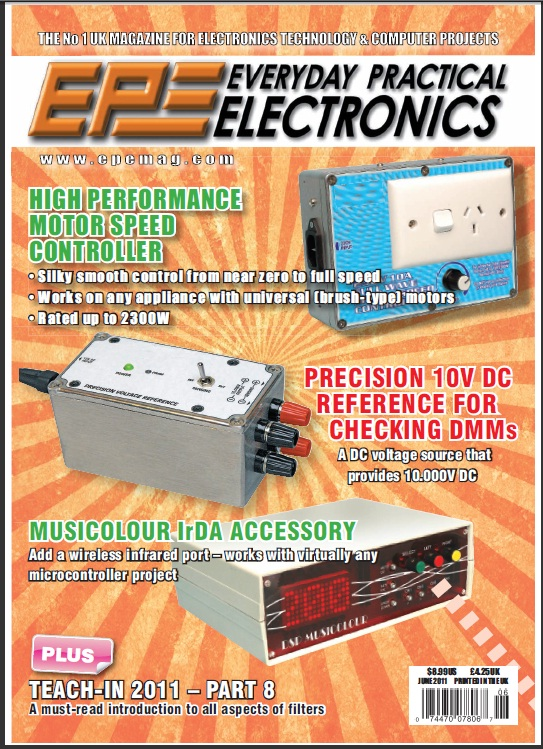 Everyday Practical Electronics №6 2011